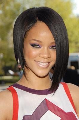 Rihanna haircut 3