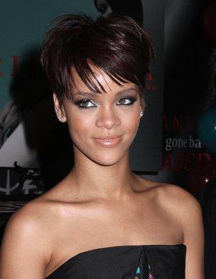 Rihanna haircut 5