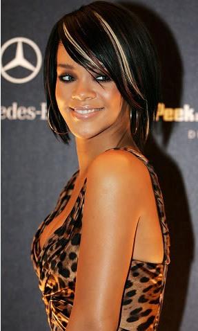 Rihanna haircut 7