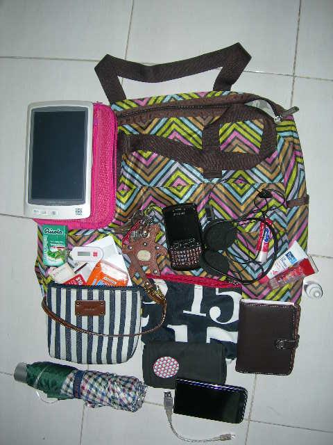 Inside _Anggrainis Bag
