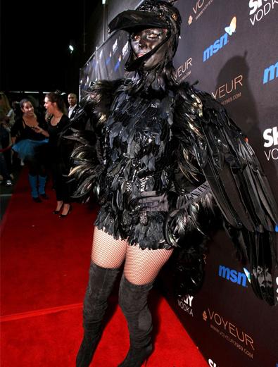 Heidi Klum Halloween Shiva.Heidi Klum Queen Of Halloween Female Daily