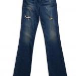Adriana Cut Off Jeans