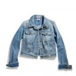 Megan Cropped Studded Jacket