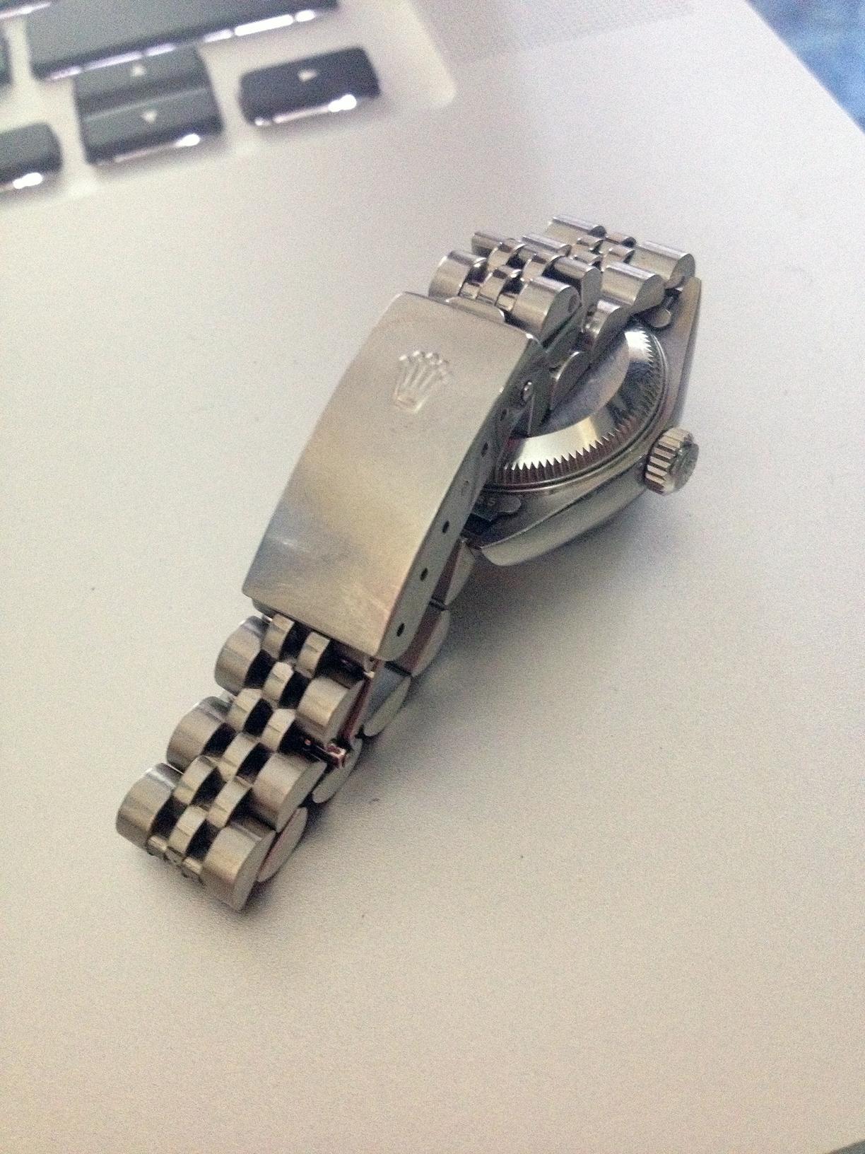 Tuesday Timepiece-Rolex 1
