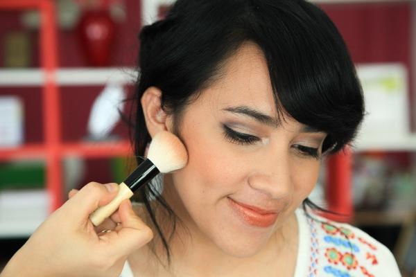 Kila - Viva Blush On Duo 4 & Lipstick