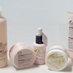 First Impression: The Body Shop Vitamin E Series