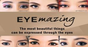 Inspirasi Eyeshadow Look Cantik dari Maybelline EYEmazing Campaign