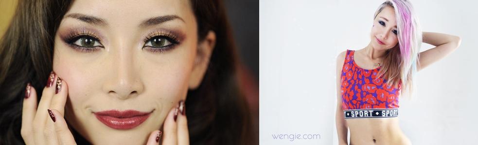 Sasaki Asahi dan Wengi, Beauty YouTuber