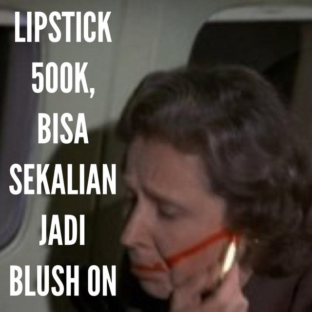 Beda lipstick 50rb dan 500rb