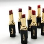 10 Warna Pigmented Lipstik Matte Purbasari