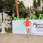 Aura Positif dan Sehat di Namaste Festival 2015