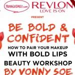 Ayo, Ikut Beauty Workshop Revlon, Cocok untuk Pemula!