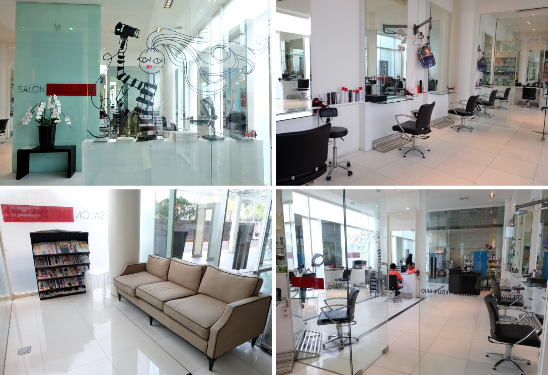 Salon de coiffure jakarta coiffures modernes et coupes for Salon de coiffure en france