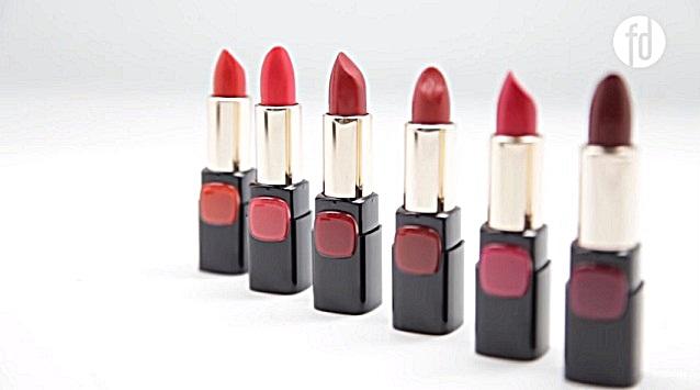 lipstick merah seperti apa yang cocok dengan kepribadianmu