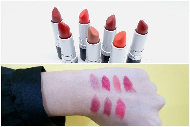 Lipstik Matte Revlon Punya 5 Warna Baru - Female Daily