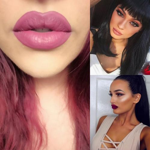 3 Beauty Trend Tahun 2015 yang Harus Ditinggalkan kylie lips