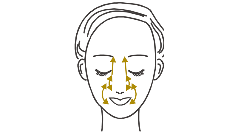 massage-hidung