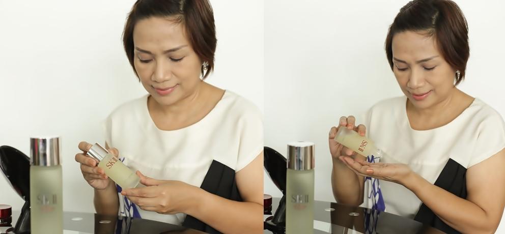 sk ii facial treatment oil membantu mengatasi problema