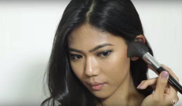 Tutorial Makeup Untuk Kulit Sawo Matang