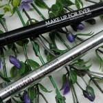 Pen Eyeliner Wardah atau Make Up For Ever, Mana yang Lebih Bagus?