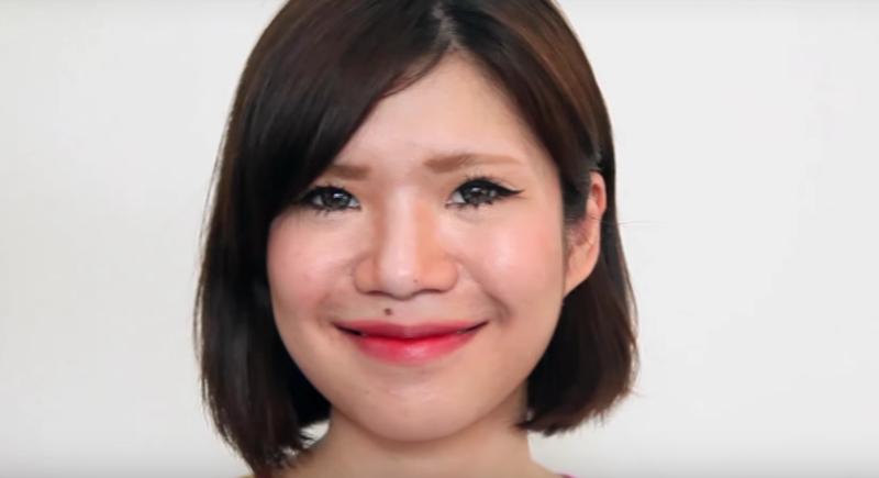 Blurred Lips Menjadi Trend Makeup Spring 2016-3