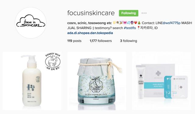 Korean Online Shop Rekomendasi di Instagram -4