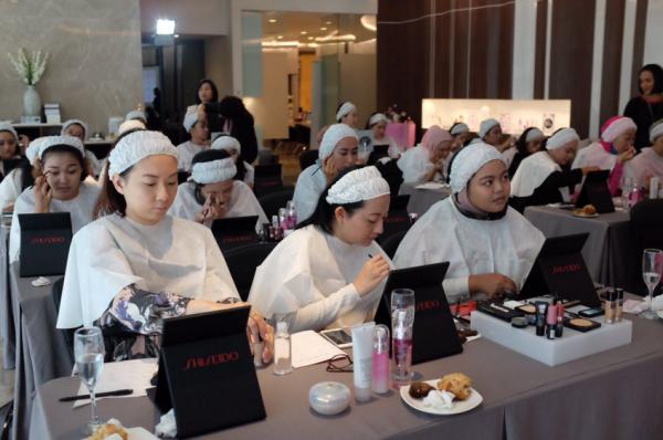 Belajar Makeup Natural Bersama Sasyachi dan Shiseido