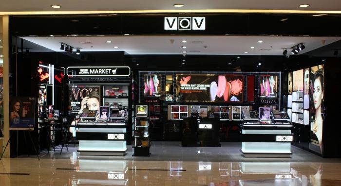 VOV Cosmetics Hadir Dengan Tampilan Baru