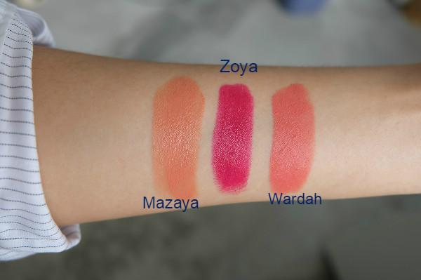 3 Lipstik Lokal Matte dari Brand Muslimah - Female Daily