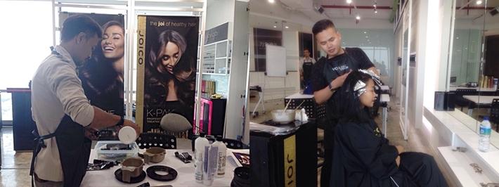Joico Hairstylist