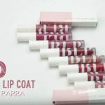 Swatch & Review Lengkap BLP Lip Coat