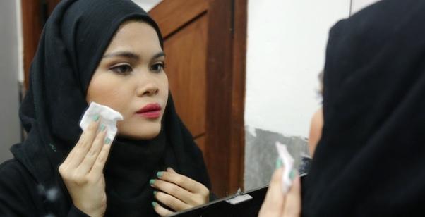 FD Experiment: 5 Hari Menggunakan Face Cleansing Wipes
