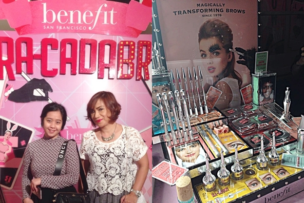 Benefit Brow Launching Party