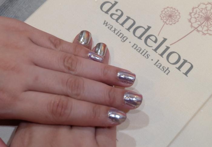Dandelion Waxing -6
