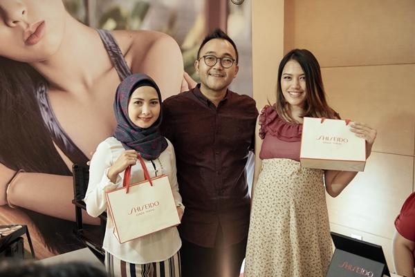 Erlangga Shiseido