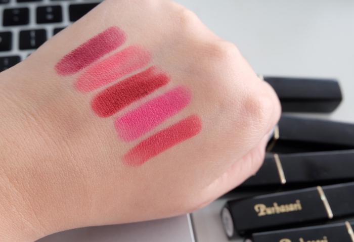 Lipstick Matte Purbasari-4