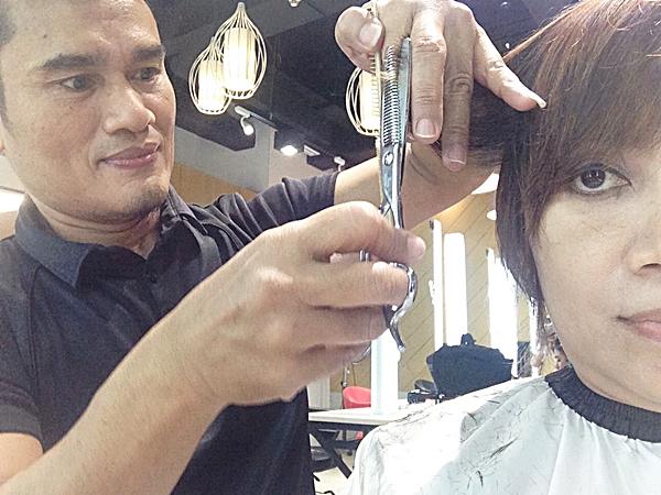 May May Salon Hair Cutting