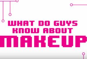 Cowok-Cowok Female Daily Ikutan Makeup Quiz