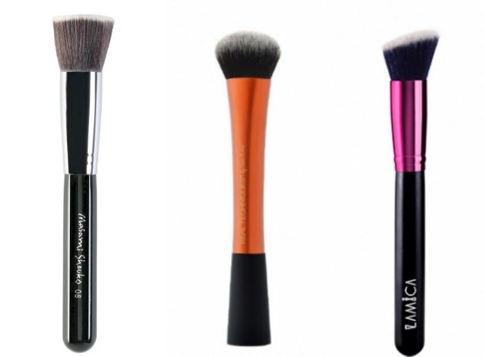 3 Rekomendasi foundation Brush dari Drugstore