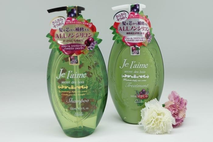 silikon i shampoo