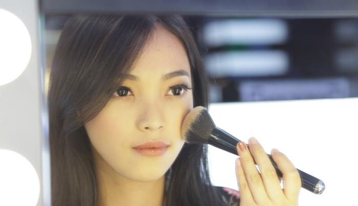 Warna Blush On untuk Kulit Sawo Matang - Female Daily
