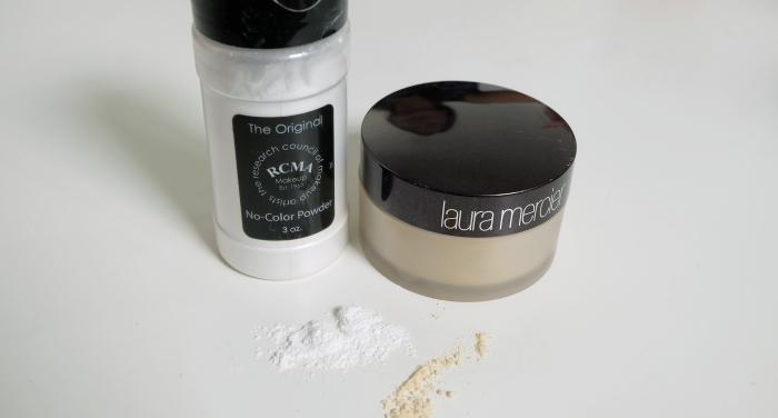 Laura Mercier atau RCMA Translucent Powder-2