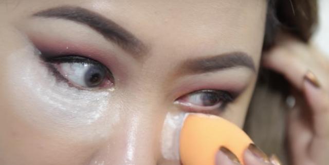 Baking-makeup