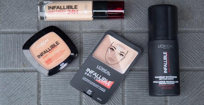 L'Oreal Infallible: Makeup Tahan Lama untuk Semua Jenis Kulit