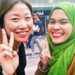 Pendapat Cewek Korea tentang Cewek Indonesia
