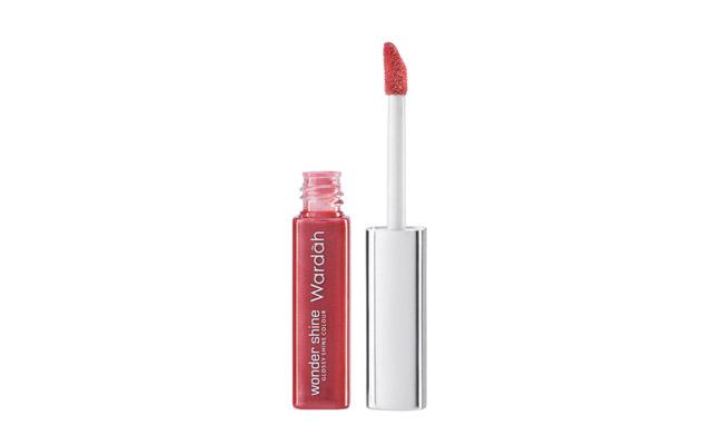 wardah wondershine lip gloss
