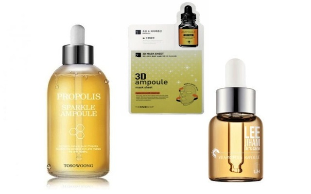 ampoules body