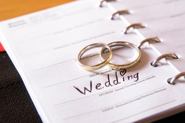 marie france wedding