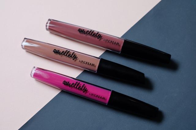 Aurelloly Liquid Lipstick -2