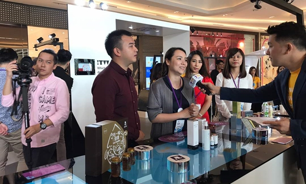 Produk Kecantikan Taiwan Siap Masuk Pasar Indonesia